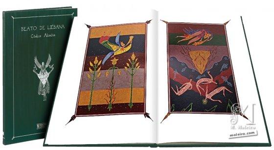 Beato de Liébana Codex d'Alcaíns
