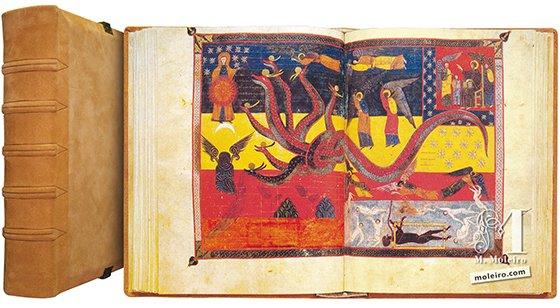 Beatus von Ferdinand I. und Doña Sancha