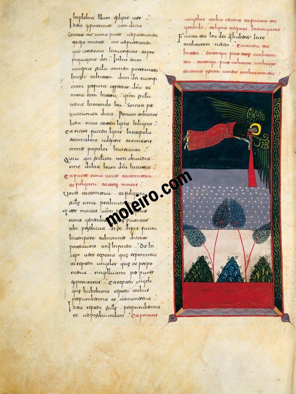 The Facundus Beatus f. 163v