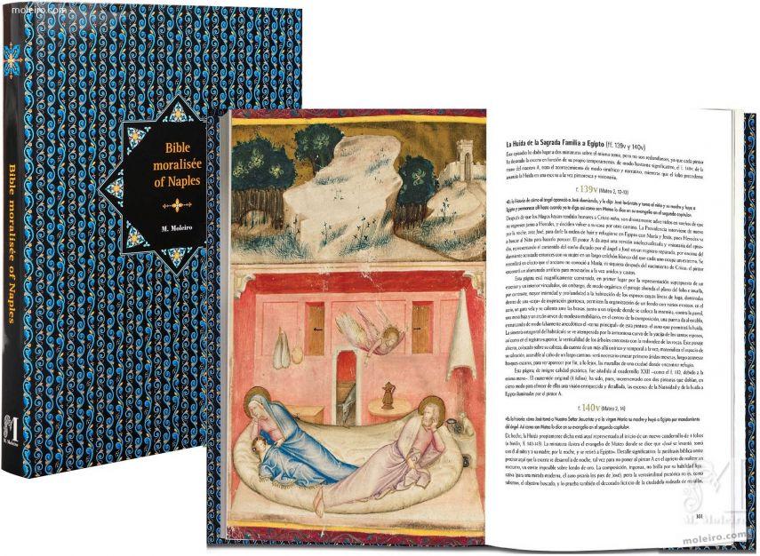 Biblia Moralizada de Nápoles MONOGRAFÍA - DTO. ESPECIAL