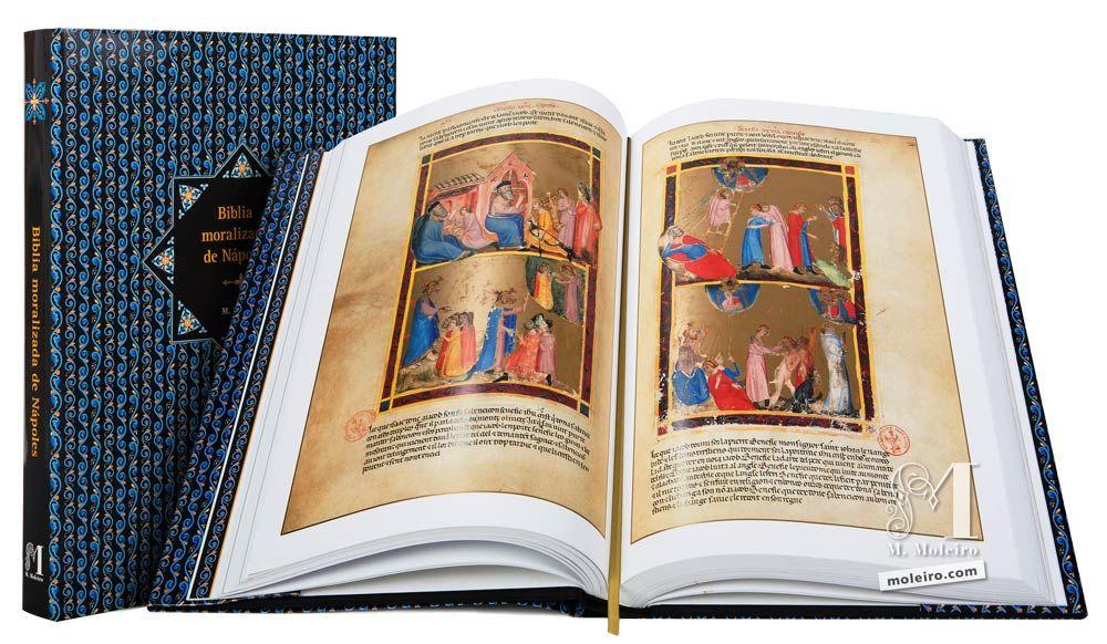 Bibbia Moralizzata di Napoli Presentazione Bibbia Moralizzata di Napoli