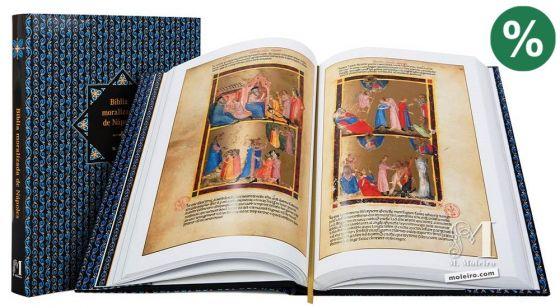 Bibbia Moralizzata di Napoli