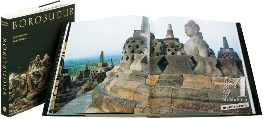 Borobudur Jean-Louis Nou y Louis Frédéric