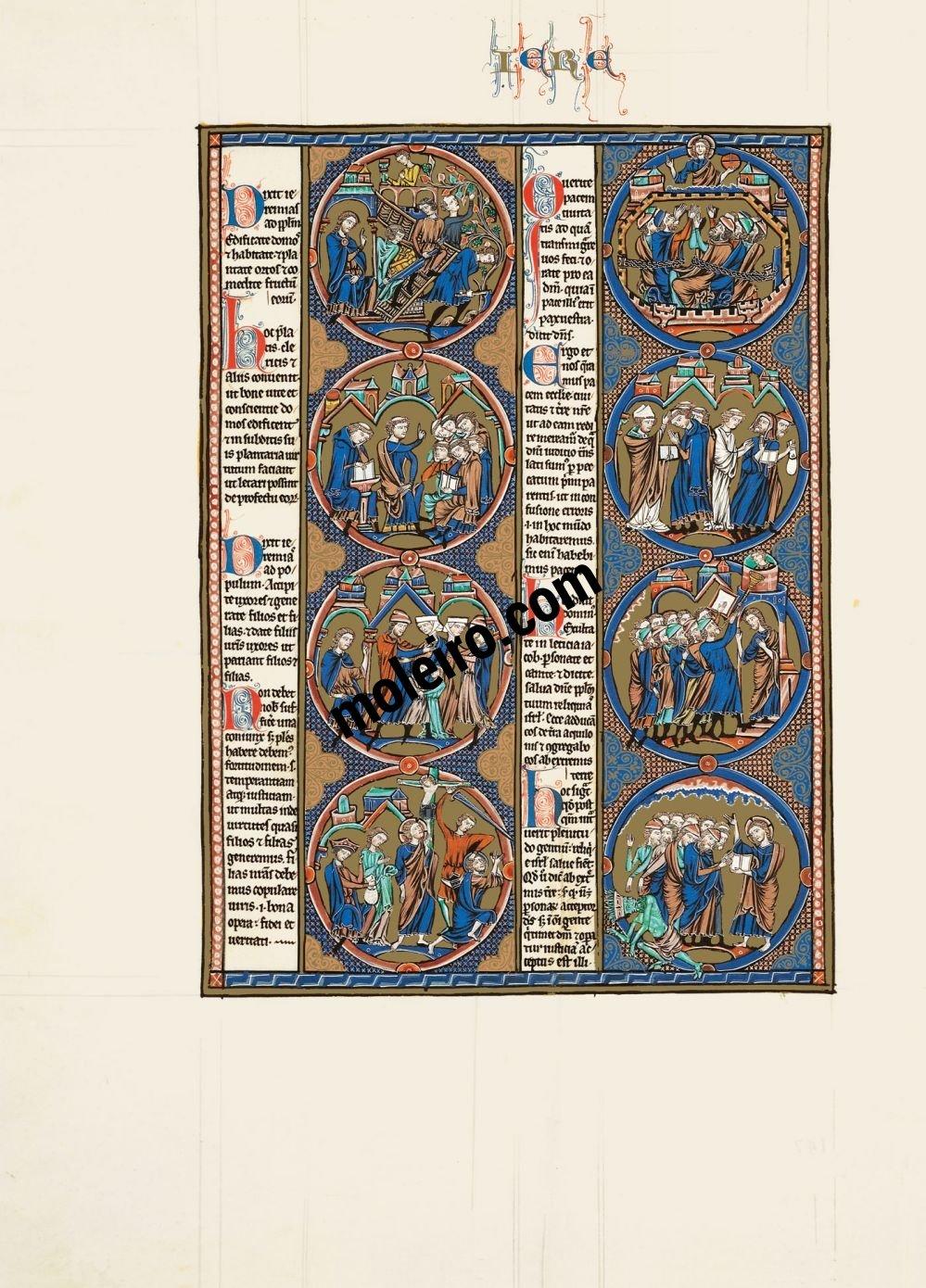 La Bible de Saint Louis vol.2, f. 147v