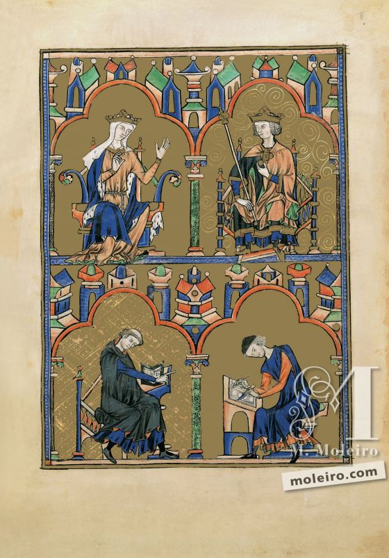 La Bible de Saint Louis vol.3, f. 8r