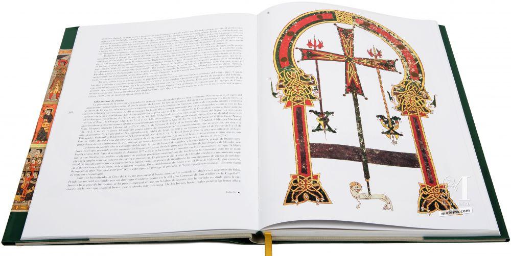 The Silos Beatus Oviedo Cross