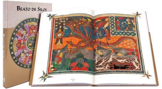 Beato de Silos 2ª Edición. Todas las imágenes del Beato de Liébana, Códice del Monasterio de Santo Domingo de Silos