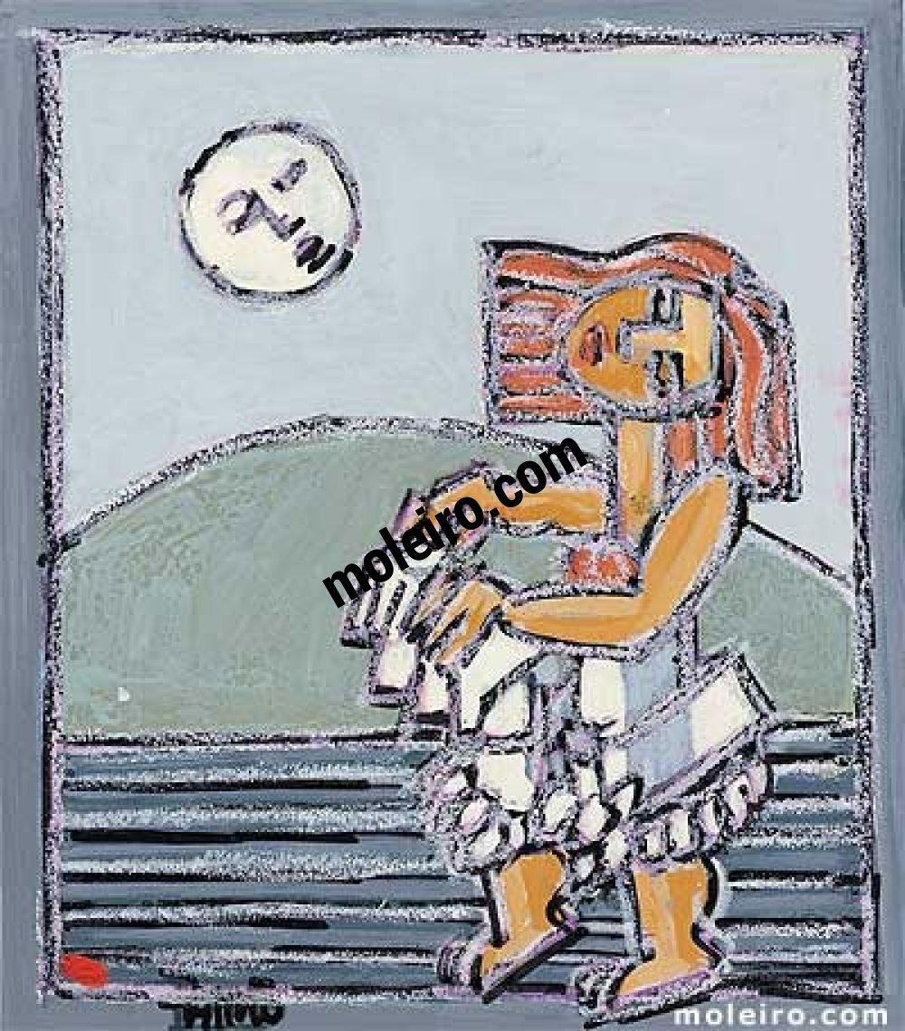 Cantigas de Amigo IV- LEVANTOU-S' A VELIDA - Don Denis