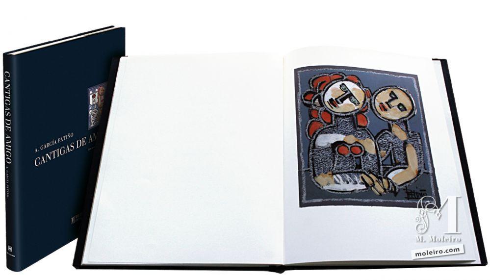 Cantigas de Amigo Size: 320 x 250 mm