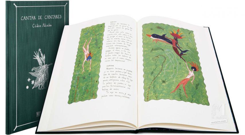 Cantar de Cantares Alcaíns Codex Alcaíns Codex