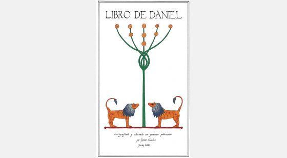 Libro de Daniel – Luxusedition (schwarz)