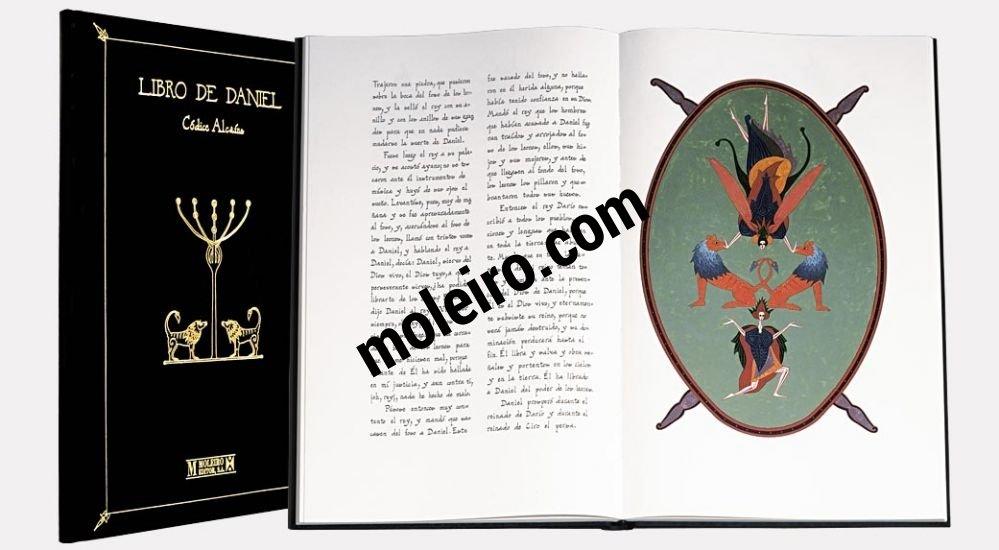 Libro de Daniel – Luxury edition (black)