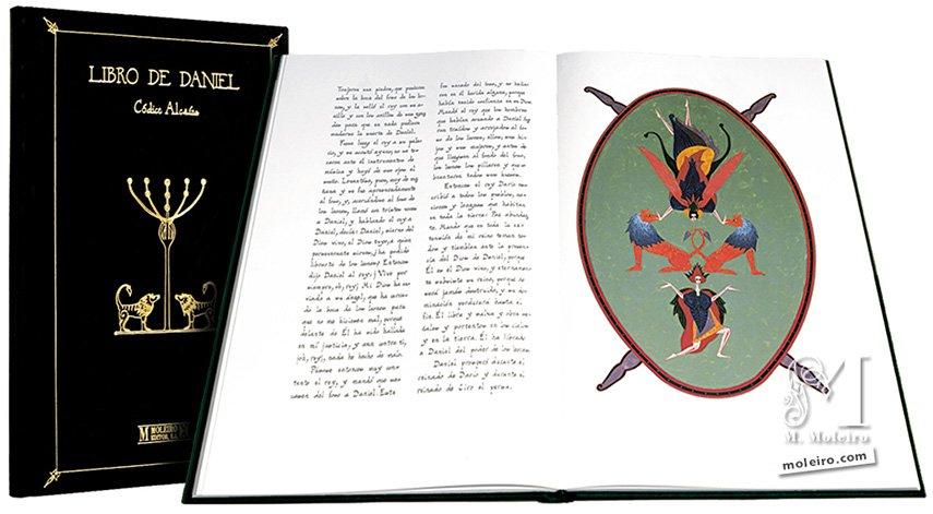 Libro de Daniel /Ed. de lujo (negro)