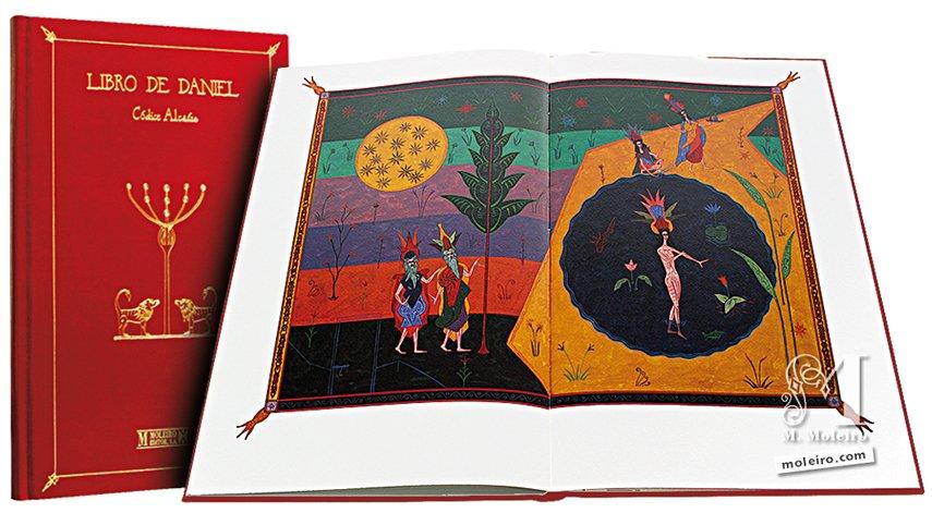Libro de Daniel /Ed. de lujo (rojo)