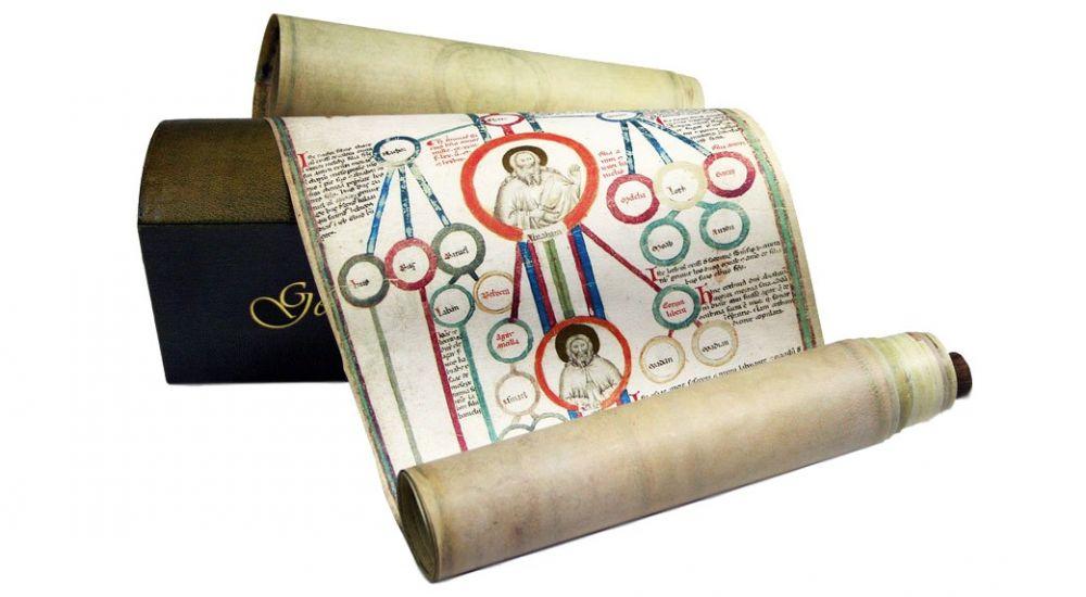 Genealogie Christi
