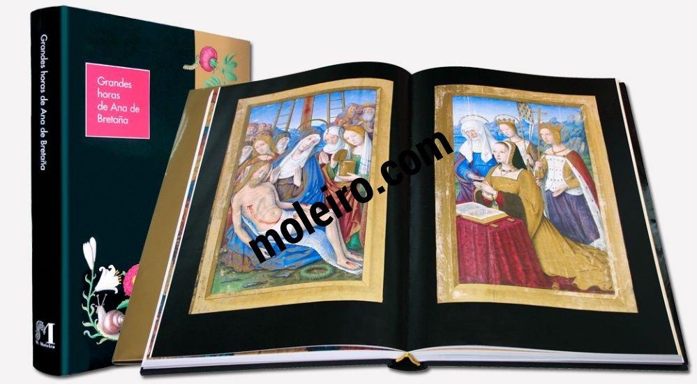 Grandes Heures d'Anne de Bretagne Volume de commentaires