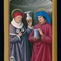 Of St Cosmas and St Damian, f. 173v