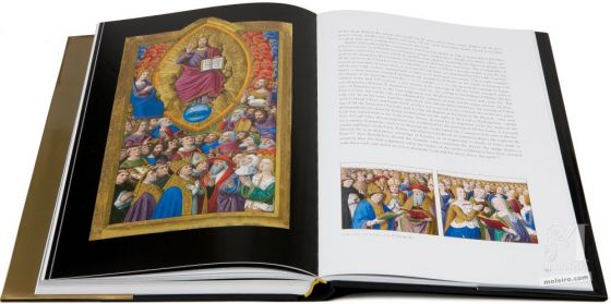 Las Grandes Horas de Ana de Bretaña De todos los santos