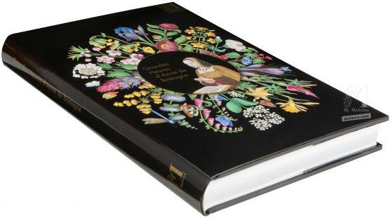 Les Grandes Heures d'Anne de Bretagne Photographie de la version française du volume de commentaires des Grandes Heures d'Anne de Bretagne (début XVIe siècle)