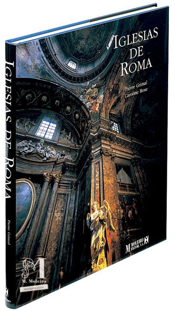 Iglesias de Roma Pierre Grimal - 3