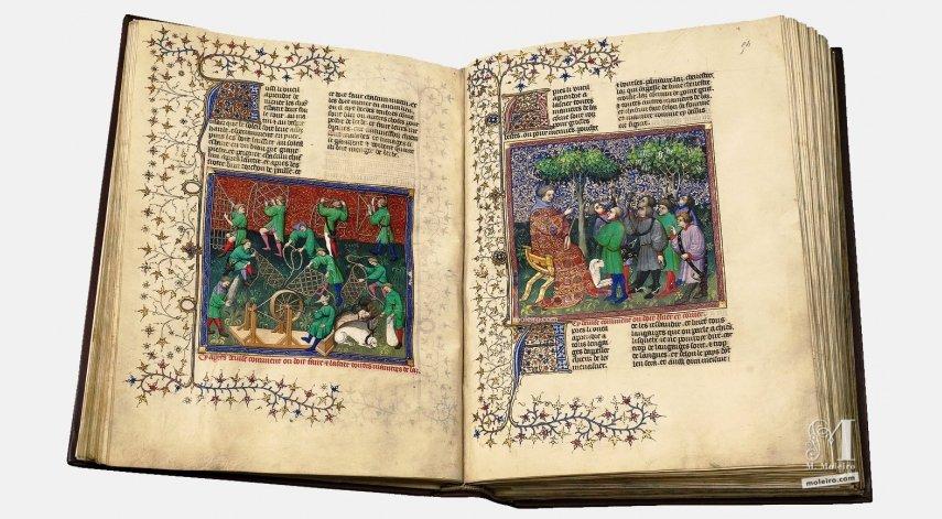 Livre de Chasse, by Gaston Fébus Bibliothèque nationale de France, Paris Bibliothèque nationale de France, Paris