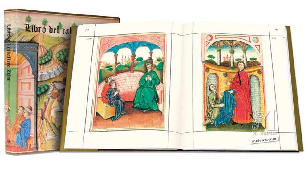 Libro del Caballero Zifar Presentación general del libro de estudio en formato libro de arte del Libro del Caballero Zifar