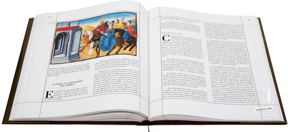 Libro del Caballero Zifar Moda de la época: tocados femeninos