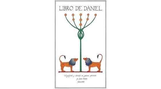 Libro de Daniel.Códice Alcaíns.