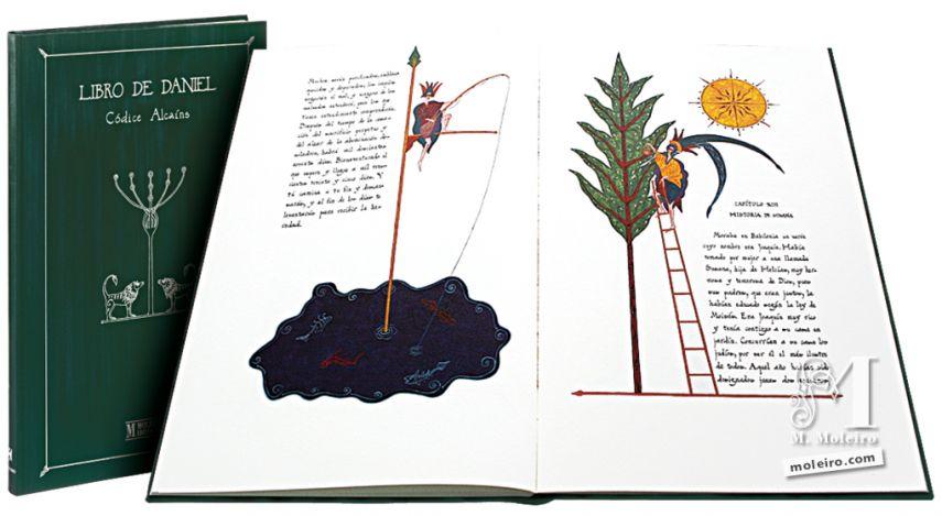 Libro di Daniel Códice Alcaíns