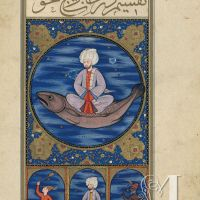 f. 30v, The Image of Pisces