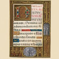 f. 5r, Hours of the Virgin – Laudes