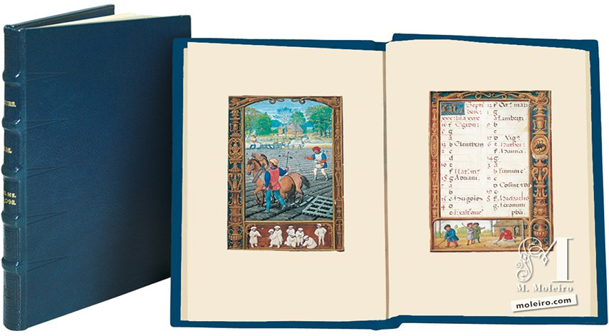 The Golf Book (Book of Hours) The British Library, London The British Library, London