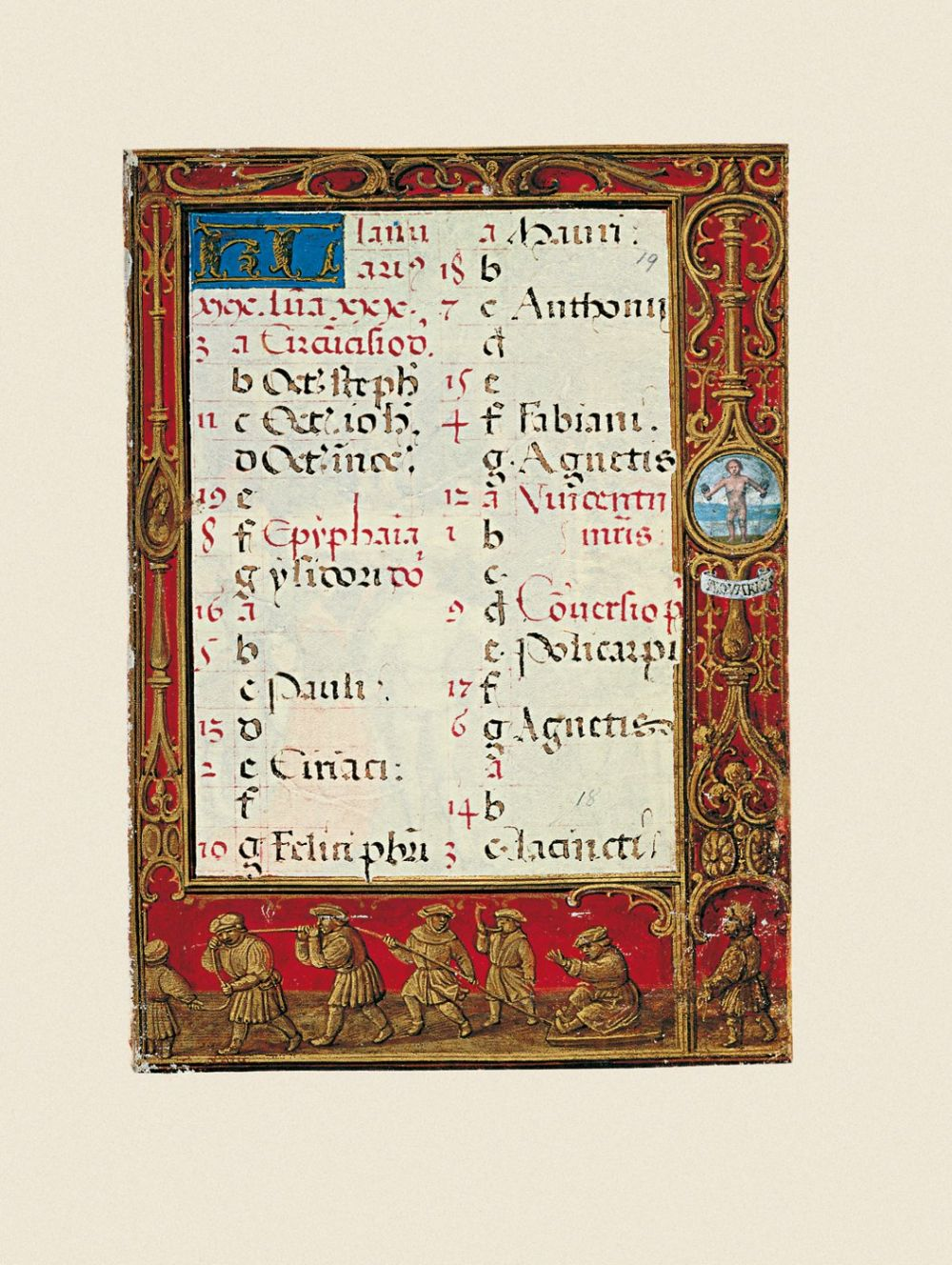 The Golf Book (Book of Hours)