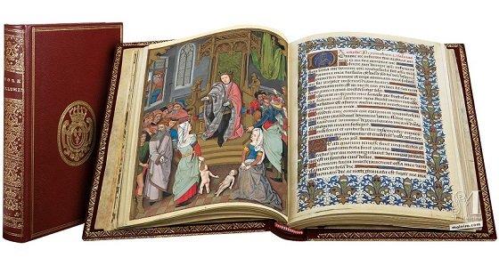 Stundenbuch von Karl von Angoulême