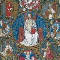 Христос Пантократор (f. 7v)