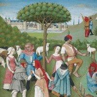 Anuncio a los pastores (f. 20v)