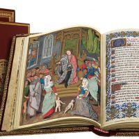 <p>Le Jugement de Salomon (f.34v)</p>