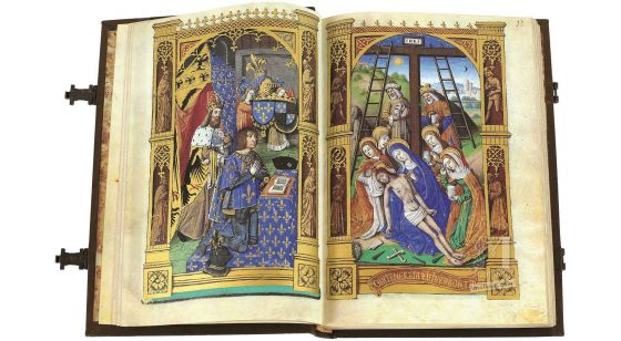 Book of Hours of Charles VIII