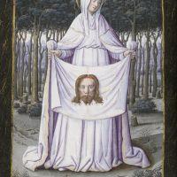 Santa Verónica, Oración a la santa faz(f. 70v.)