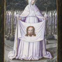 St Veronica, f. 70v