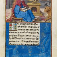 Luke Writing, f. 9r