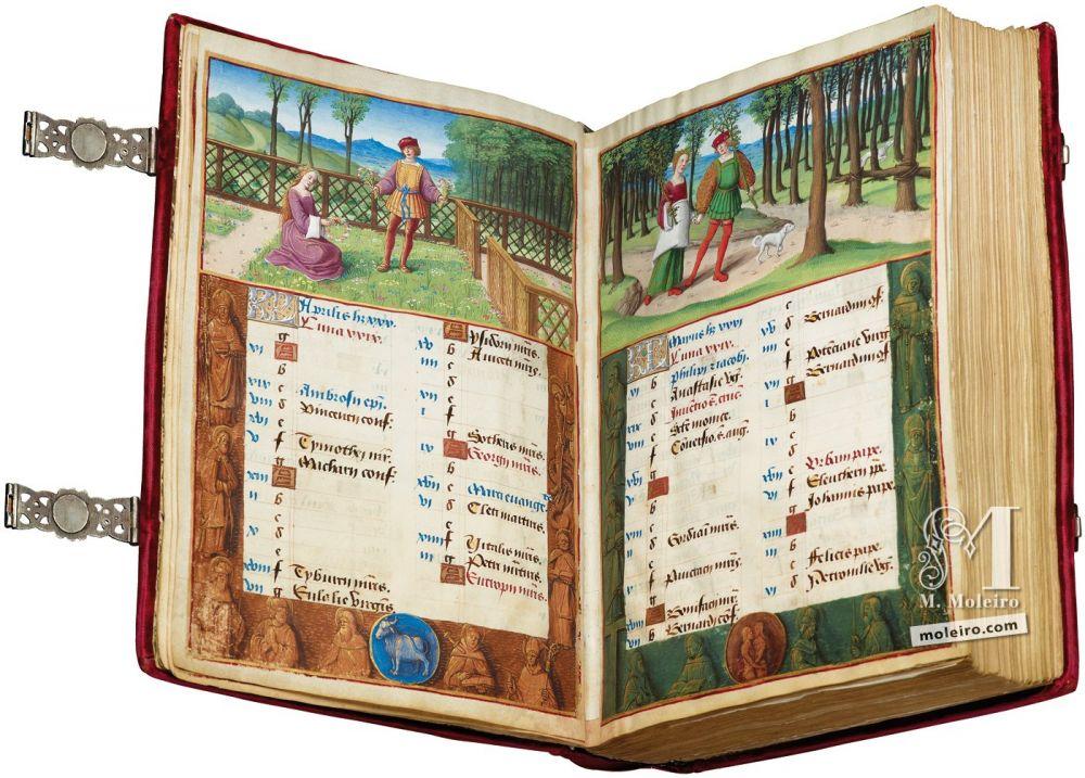 Libro de Horas de Enrique VIII