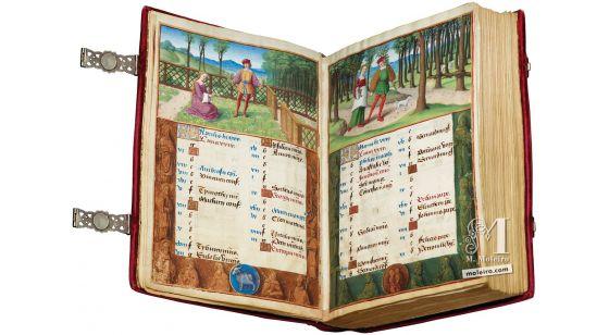 Libro d'Ore di Enrico VIII