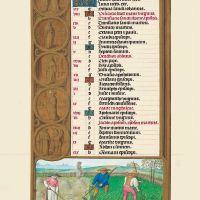 f. 4v, Kalender, Juli