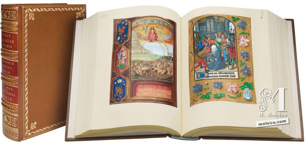 The Hours of Joanna I of Castile, Joanna the Mad (The London Rothschild Prayerbook)