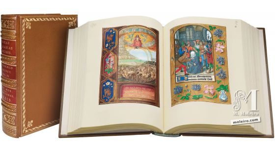 The Hours of Joanna I of Castile, Joanna the Mad (The London Rothschild Prayerbook)