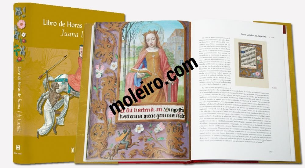 The Hours of Joanna I of Castile, Joanna the Mad (The London Rothschild Prayerbook) Commentary volume