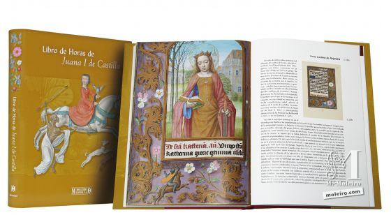 Libro de Horas de Juana I de Castilla Presentación general del libro de arte: Libro de Horas de Juana I de Castilla.