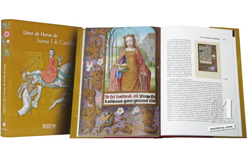 Libro de Horas de Juana I de Castilla (Monografía)