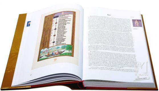 Libro de Horas de Juana I de Castilla Mes de Mayo en el libro de arte: Libro de Horas de Juana I de Castilla (también conocida como Juana La Loca).